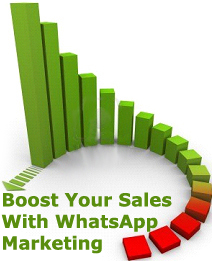 whatsapp marketing banner